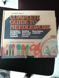 Book- Complete Guide to Needlework by Reader's Dig