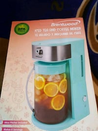 New iced tea and coffee maker Harford County