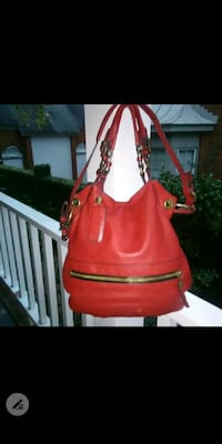 Oryany red leather purse great condition Columbia, 29205