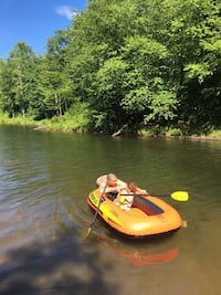 Inflatable boat Watertown, 02472