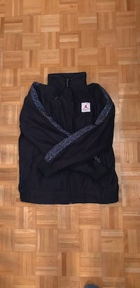Jordan Zip Up WindBreaker Mens XL Vaughan