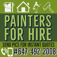 Interior painting Caledon