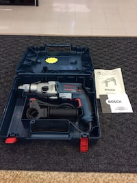 Bosch Hammer Drill with Case Spring, 77373