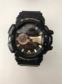 G shock watch 374 mi