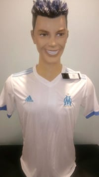 Marseille kit with shorts size M Montréal, H4L 5B5