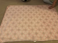 Baby blanket light pink in great condition Whitby, L1N 8X6
