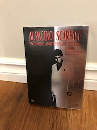 Scarface DVD Collection Guelph, N1H 6V9