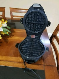 Black waffle maker Prince George's County, 20746