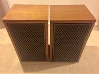 Vintage speakers Sansui SP-1500 Silver Spring