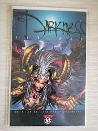 The Darkness Prelude. AE Exclusive. Singapore, 542298