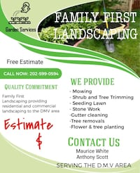 Lawn care Lanham