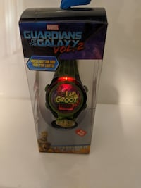 Guardians of the Galaxy I AM GROOT Wrist Watch New in Box Never opened Newport News