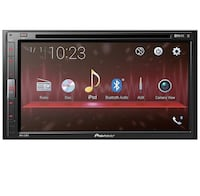 "Pioneer AVH310EX 6.8"" Double DIN Touchscreen Display Gardena, 90249"