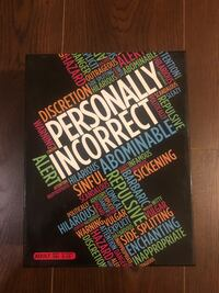 Card Game - Personally Incorrect