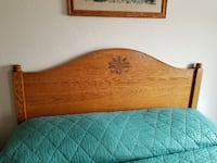 Head board only. Fits double size bed. NAPPANEE