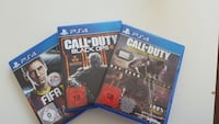 Sony PS4 Call of Duty Black Ops 3 Spiel Fall