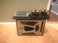 Hertz Sub, Speakers & Two Amps Victoria, V8Z 5T3