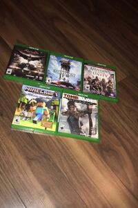 Xbox one video games NOT FREE