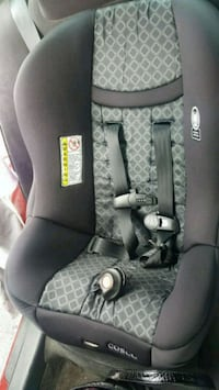 baby's gray and black car seat carrier Bladensburg, 20710