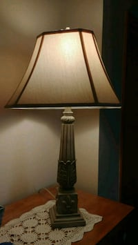 French Style Lamp West Jefferson, 43162