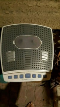 Electric foot heat massager. Cathedral City