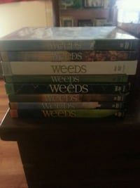 Weeds complete series Winchendon, 01475