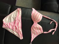 Women's pink and white bikini Bensville, 20603