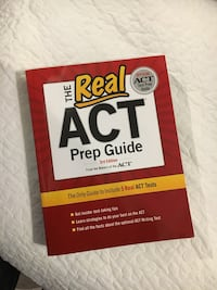 Real ACT Prep Guide Toronto, M2N 7C5