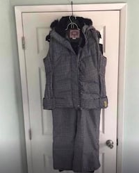 New snowboarding vest and pants Steilacoom, 98388