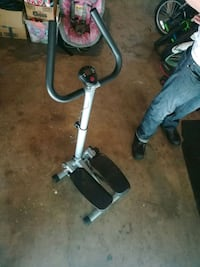 gray and black stationary bike Bakersfield, 93308