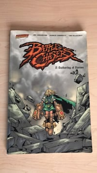 Battle Chasers Comic book Gahanna, 43230