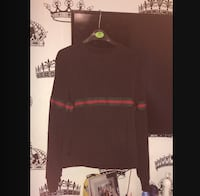 black and white crew neck shirt Bromley, BR2