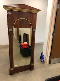 Large antique Biedermeier mirror Toronto, M2R 3N1