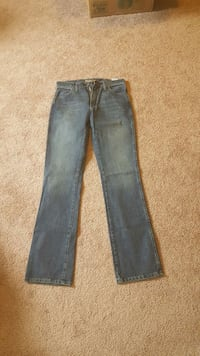 Used Wrangler Jeans Mens 32x38 New No Tags For Sale In