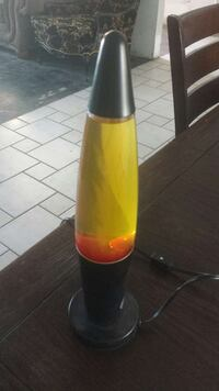 Black lava lamp Norco, 92860