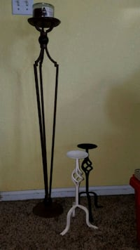 Cast iron candle holders Tulare, 93274