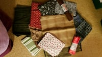 Fabric - miscellaneous scraps Falls Church, 22042