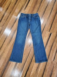 Ann Taylor Loft and Banana republic jeans size 4P, $8 each