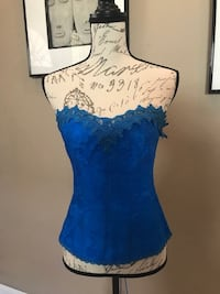 Fredrick's of Hollywood corset worn once to a photoshoot.