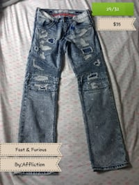 Affliction Jeans