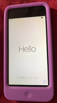Ipod touch 5th gen 32gb Black with case