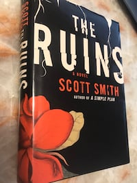 The Ruins by Scott Smith - Hardcover Springfield, 22152