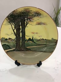 FALL, Royal Doulton Vintage Plate