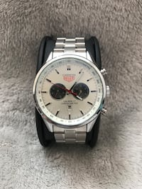Tag Heuer Carrera New Men's Stainless Steel Automatic Watch  Chicago, 60642