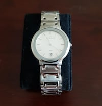 Skagen men's watch  Dearborn Heights, 48127