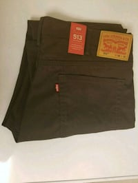 New brown Levi's  34 km