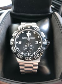 Tag Heuer Men's Watch -  Formula 1 WAH1010 Centreville