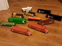 Ho train collection