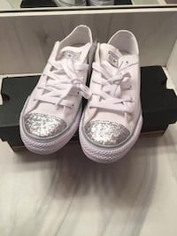 Converse All Star Chuck Taylor shoes - New in Box - youth size 3 Silver Spring, 20904