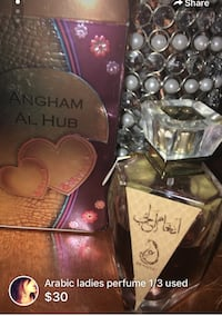 ladies perfume from Dubai  London, N6H 4W1